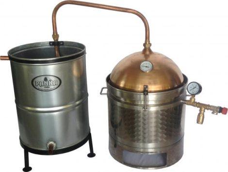 Duplafalú 30 L-es pálinkafőző