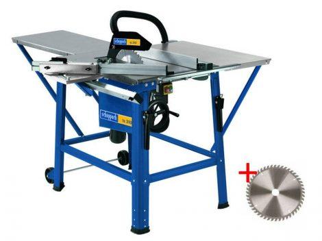 Asztali körfűrész, 2200 W, Scheppach TS 310
