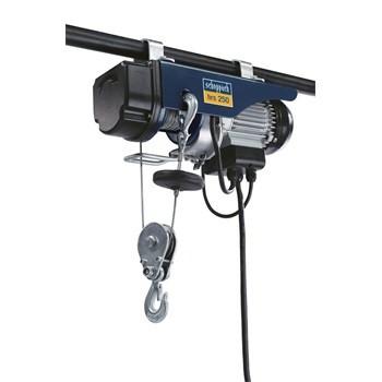 Elektromos drótköteles Emelő, Csörlő, 250kg, Scheppach HRS 250