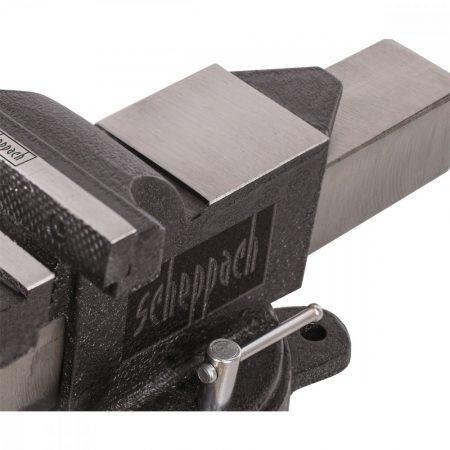 Forgatható ipari Satu üllővel, 100 mm, Scheppach V 100 P