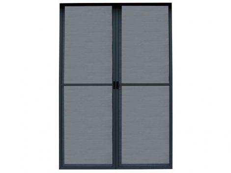Szúnyoghálós ajtó Palram Torino télikerthez, (szürke)