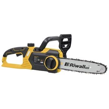 Riwall RACS 2520i SET - Akkus láncfűrész 20 V szénkefe nélküli motorral