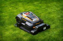 Riwall RRM 1000 - Akkumulátoros robotfűnyíró 1000 m2