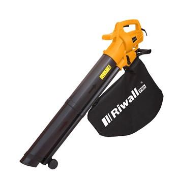 Riwall REBV 3200 E - elektromos lombszívó/lombfúvó 3200 W motorral