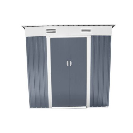 Kerti ház, Szerszámtároló, 131x202,5 cm, HECHT 4x6 PLUS