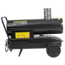 Gázolajos Hőlégbefúvó, 18kW, HECHT 3040