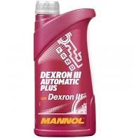 MANNOL DEXRON III. automataváltó olaj lapvibrátorokhoz, 1 l