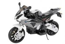 Elektromos, Akkumulátoros Motor Gyerekeknek BMW S1000RR-Grey