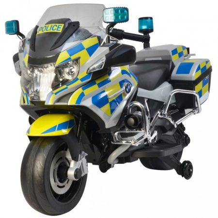 Elektromos, Akkumulátoros Rendőr Motor Gyerekeknek BMW R1200RT POLICE