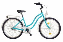 "26""CRUISER túra női kerékpár, COSMO, KOLIKEN"