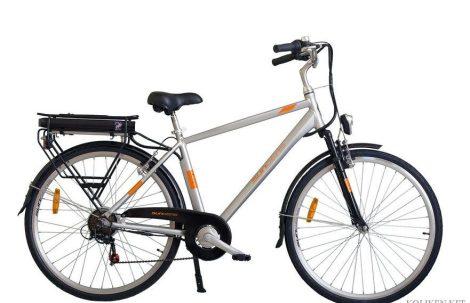 KOLIKEN Pedelec City 6000 E-bike elektromos kerékpár