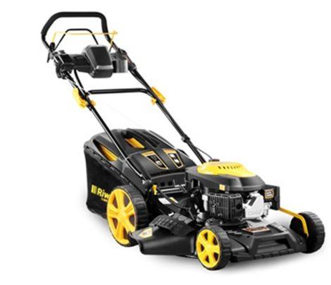 Benzinmotoros Önjáró Fűnyíró, elektromos indítású, 146cm3 / 3,5 LE, Riwall PRO RPM 5135 E