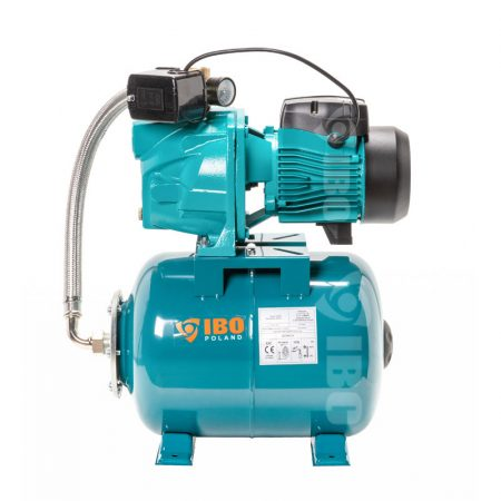 IBO JSW 100 hidrofor 24L Házi vízmű - Házi vízellátó szivattyú
