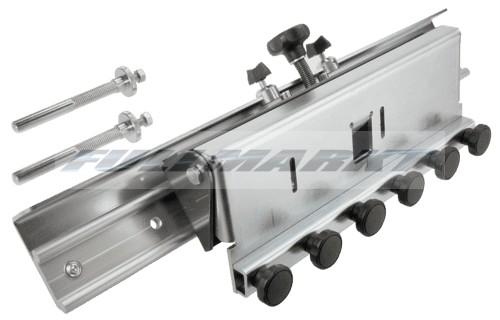 Persely/Tartó kések élezéséhez 320 mm-ig, Tiger 2000, 2500 és 3000 VS-hez, Scheppach JIG 320